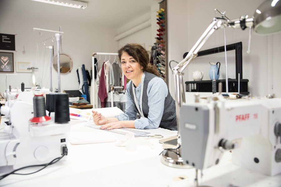 Gudrun Weber Lieblingsteil Upcycling Fashion